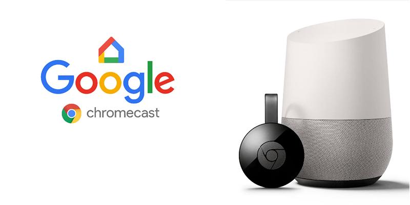 Googlehome chromecast2